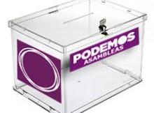 Votación Podemos Cáceres