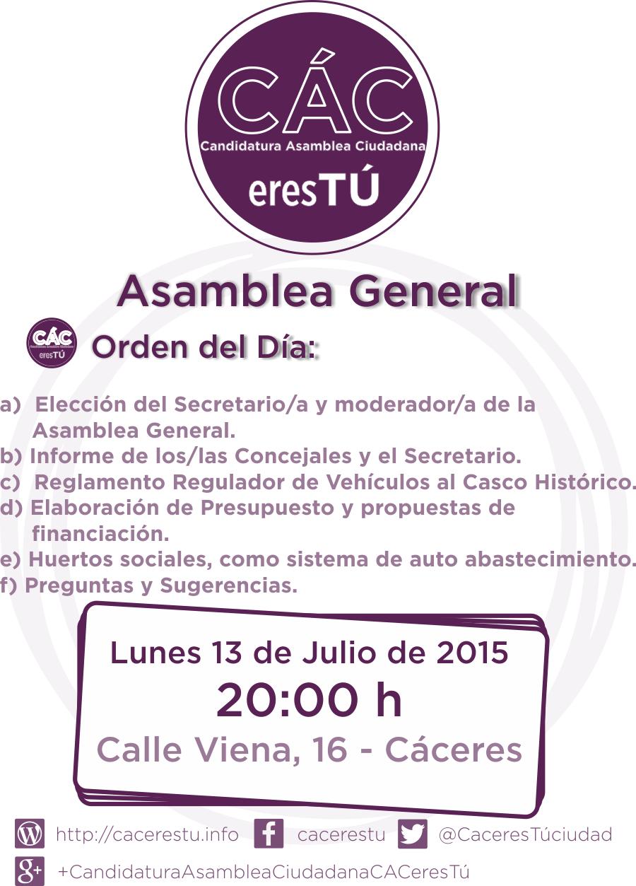 2015-07-13 (Ricardo) Cartel Asamblea Redes
