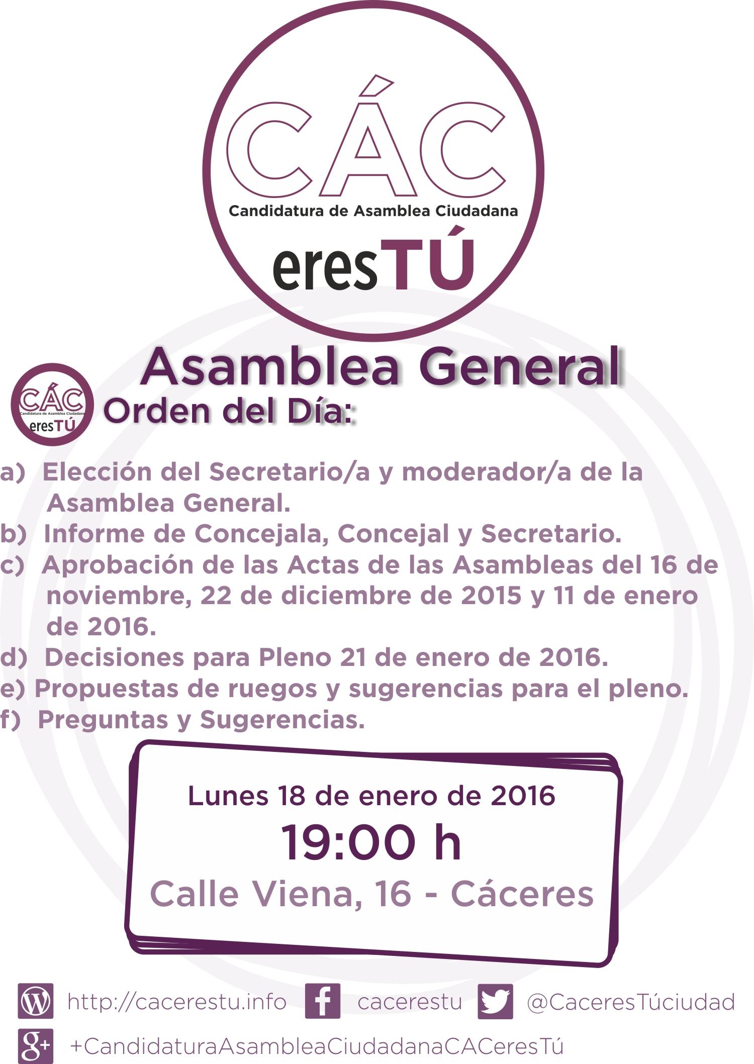 2016-01-18 (Ricardo) Cartel Asamblea Redes